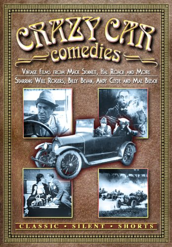 Crazy Car Comedies: Super-Hooper-Dyne Lizzies (1925) / Don't Park There (1924) / Wife and Auto Trouble (1916) / Indianapolis Speedway (1911)