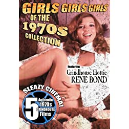 Girls Girls Girls of the 1970s Collection