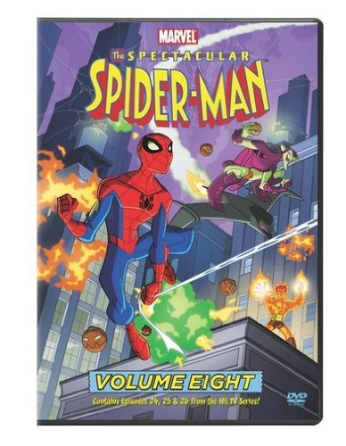 Spectacular Spider-Man, Vol. 8