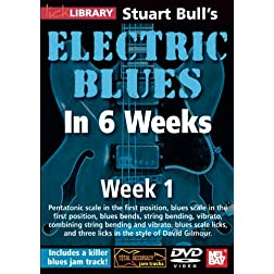Stuart Bull's Electric Blues in 6 Wk1