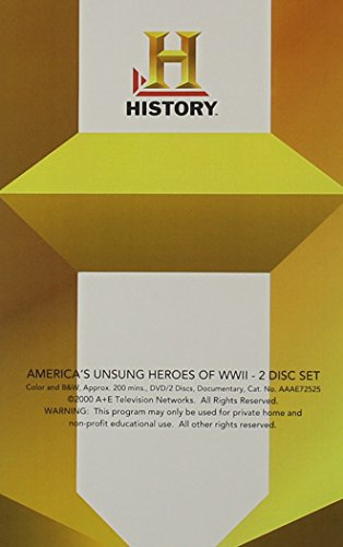Americas Unsung Heroes Of WWII Set