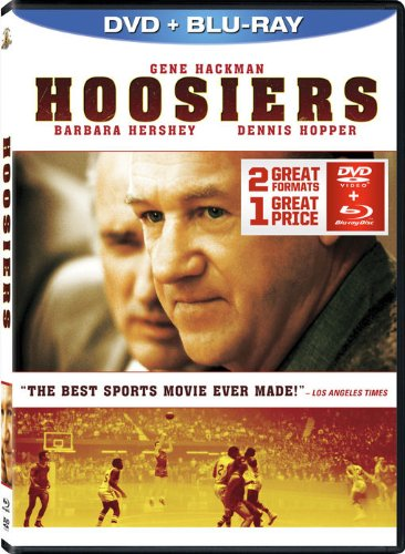 Hoosiers DVD + Blu-ray Combo