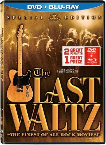 Last Waltz DVD + Blu-ray Combo