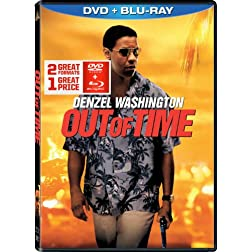 Out of Time DVD + Blu-ray Combo