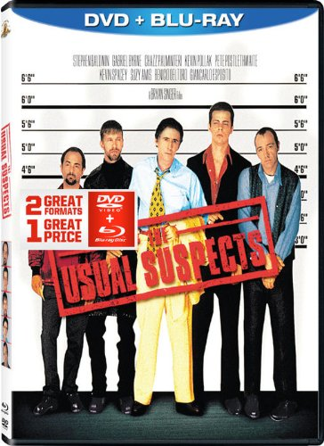 Usual Suspects DVD + Blu-ray Combo