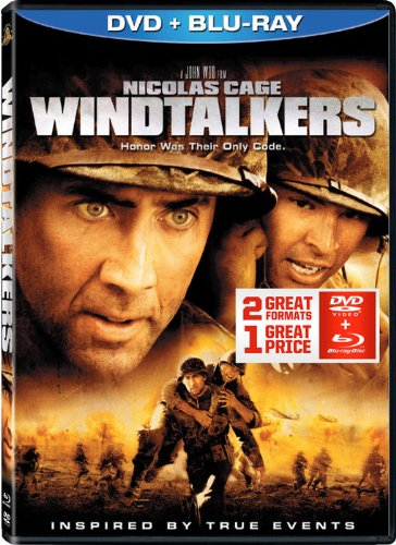 Windtalkers DVD + Blu-ray Combo