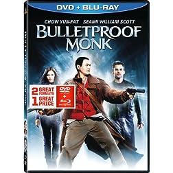 Bulletproof Munk DVD + Blu-ray Combo