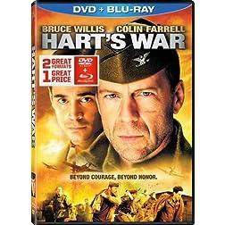 Hart's War DVD + Blu-ray Combo