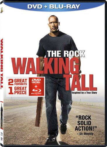 Walking Tall DVD + Blu-ray Combo