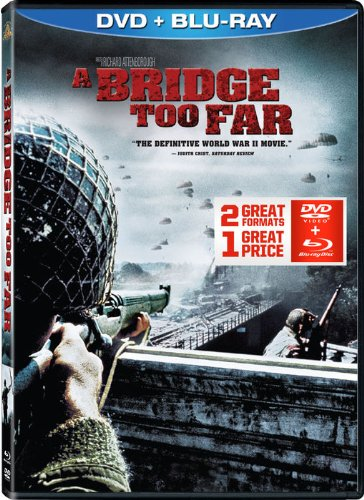 Bridge Too Far DVD + Blu-ray Combo