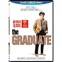 Graduate DVD + Blu-ray Combo