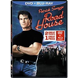 Road House DVD + Blu-ray Combo