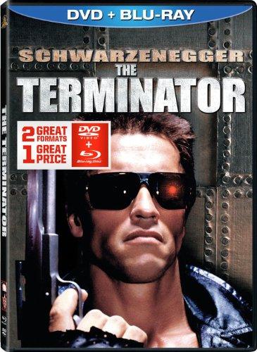 Terminator DVD + Blu-ray Combo