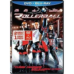 Rollerball DVD + Blu-ray Combo