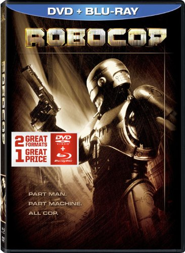 Robocop DVD + Blu-ray Combo