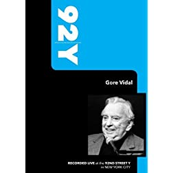 92Y-Gore Vidal (October 20, 2009)