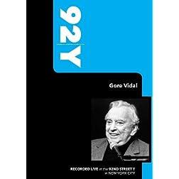 92Y-Gore Vidal (October 20, 2009)