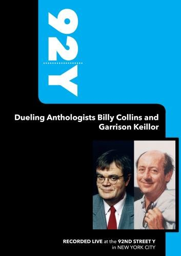 92Y-Dueling Anthologists Billy Collins and Garrison Keillor (September 19, 2005)