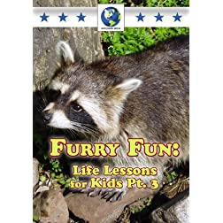 Furry Fun: Life Lessons for Kids 3