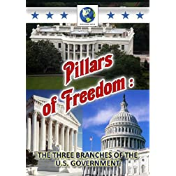 Pillars of Freedom: Three Branches of the Us