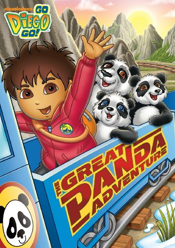 Go Diego Go!: Great Panda Adventure