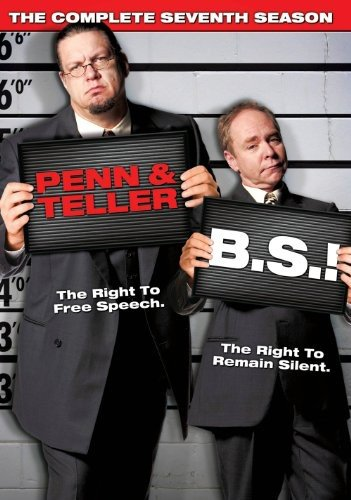Penn & Teller Bullsh*t: The Seventh Season