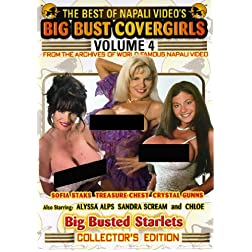Best of Napali Video's Big Bust Covergirls 4