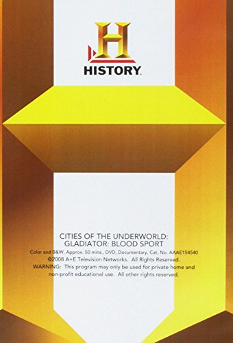 Cities of the Underworld Season 3: Gladiators: Blood Sport