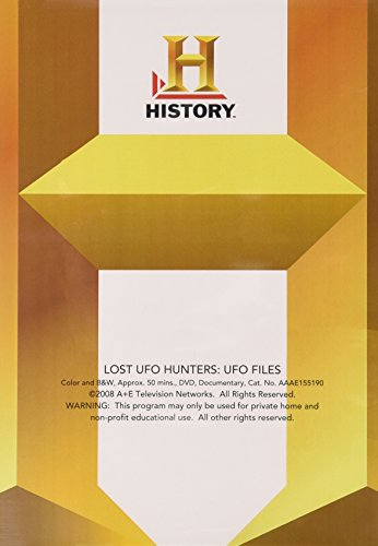 UFO Hunters Season 2: Lost UFO Files