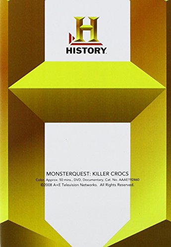 MonsterQuest: Killer Crocs