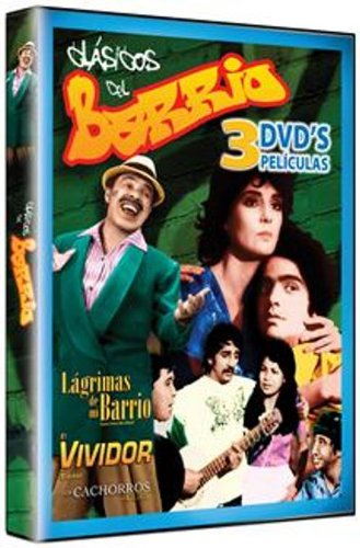Clasicos Del Barrio (3pc) (Spanish)