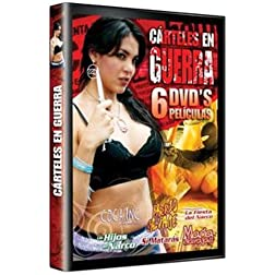 Carteles En Guerra (6pc) (Spanish)
