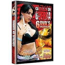 Carteles En Guerra (6pc) (Spanish)