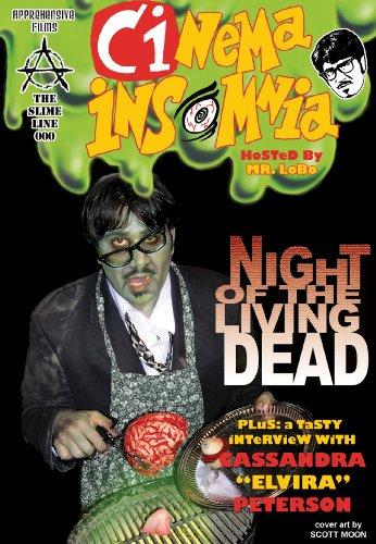 Night of the Living Dead (Cinema Insomnia Slime Line)