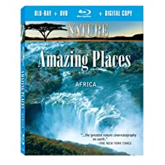 Nature: Amazing Places: Africa (2pc) (W/Dvd) [Blu-ray]