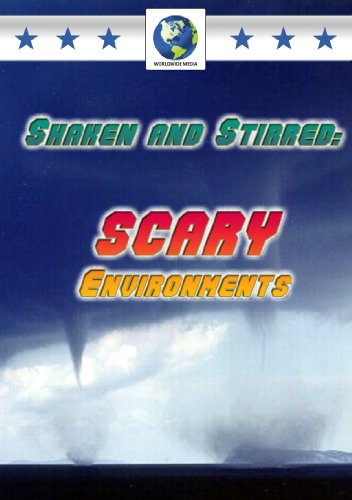 Shaken & Stirred: Scary Environments