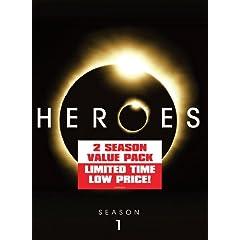Heroes: Season 1 & 2 (11pc) (Ws Btb Dig Slip)