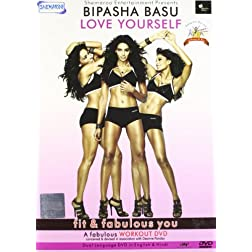 Bipasha Basu - Love Yourself (A Faboulous Workout DVD for a Fit and Fabulous You)