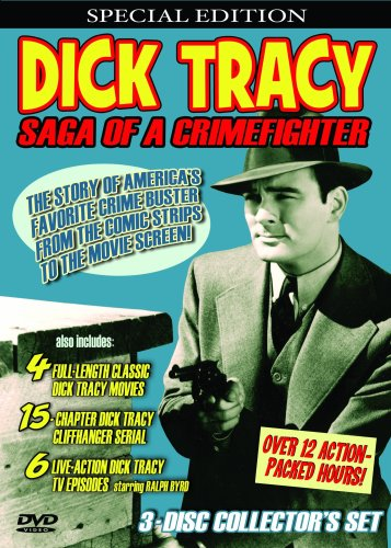 Dick Tracy: Saga of a Crimefighter