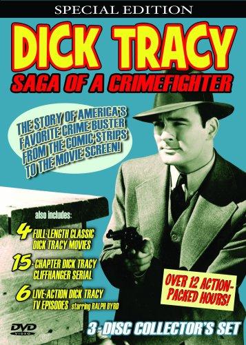 Dick Tracy: Saga of a Crimefighter