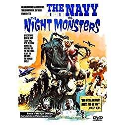 Navy Vs the Night Monsters