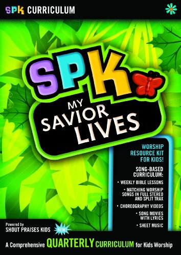 Shout Praises Kids Curriculum: My Savior Lives