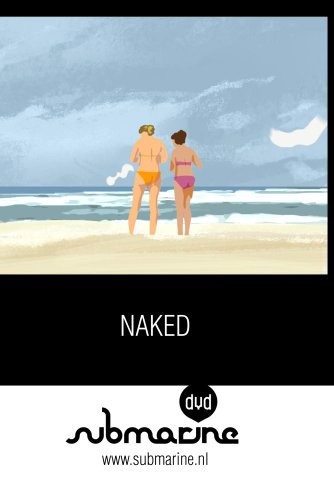 Naked (Institutional Use)