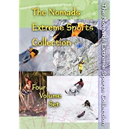 The Nomads Extreme Sports Collection (Four Volume Set) (Non-Profit)