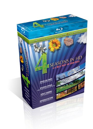 Four Seasons Box Set [Blu-ray]