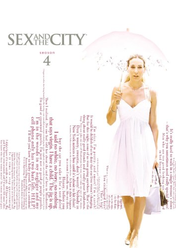 Sex and the City: The Complete Fourth Season