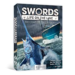 Swords Life on the Line: The Complete First Season