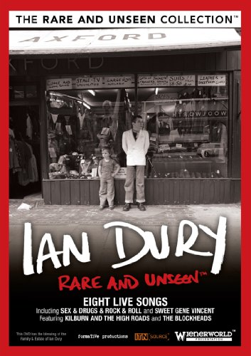 Dury, Ian - Rare And Unseen