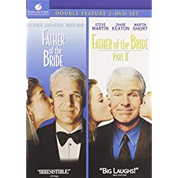 Father of the Bride 1 & 2 (2pc)