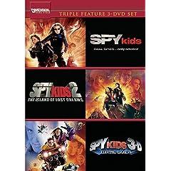 Spy Kids 3-Movie Collection (3pc)
